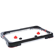 Face-Off Frenzy Portable PowerBand Air Hockey Game - T35056