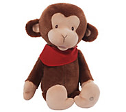 Gund Animated Move With Me Monkey - T127757