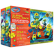 Bloco Robot & Monster 500 Piece Foam Building Set - T34457