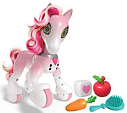 Zoomer Interactive Show Pony w/ Accessories by SpinMaster - T35157
