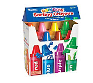 Rainbow Sorting Crayons by Learning Resources - T123158
