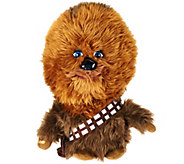 As Is Star Wars 15 Classic Deluxe Talking Plush - T137158