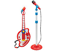Fisher-Price Rock Star Guitar and Microphone Set - T127461