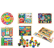 Melissa & Doug Lets Play Skill Builders Bundle - T127561