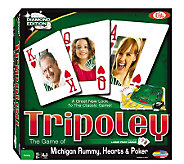 Tripoley Diamond Edition Card Games - T124362
