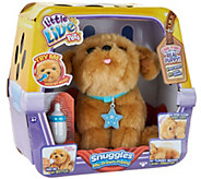 Little Live Pets Snuggles My Dream Puppy Animated Plush - T34962