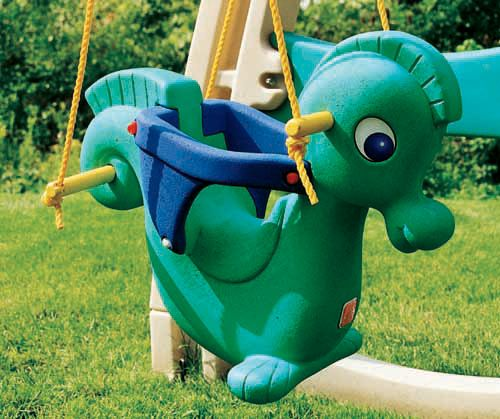 step2 sea horse swing
