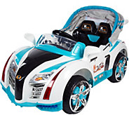 Lil Rider Battery Operated Car with Canopy - T127663
