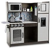 Melissa & Doug Chefs Charcoal and Accessory Set Bundle - T127763