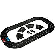 DMX Slot Car Racing System w/ 2 Race Cars & Track Change Technology - T34163
