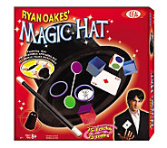 Ideal Ryan Oakes 75-Trick Magic Hat Set - T124364
