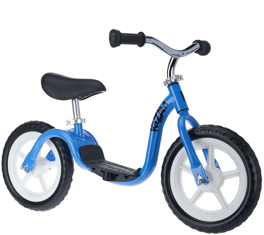 KaZAM Balance Bike V2E with Adjustable Seat