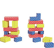 Edushape Corrugated Blocks - 52 Pieces - T128265