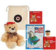Teddy Mozart Smart Bear with Bluetooth Speaker and Stories & Music - T35065
