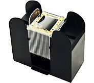 Trademark Poker Six-Deck Automatic Card Shuffler - T127867