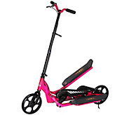 As Is Zike Fly By Deluxe Double Stepper Scooter - T137167