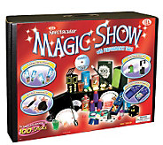 Ideal 100-Trick Spectacular Magic Show Suitcase - T124368