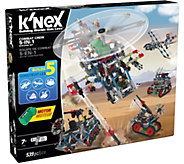 KNex Combat Crew 5-in-1 Building Set - T34068
