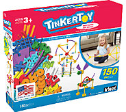 Tinkertoy Essentials Value 150-Piece Building Set - T127369