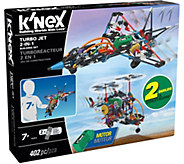 KNex 2-in-1 Building Set with Motor - T34069
