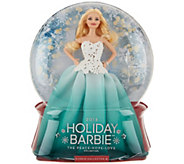 2016 Holiday Keepsake Collector Barbie Doll By: Mattel - T34269