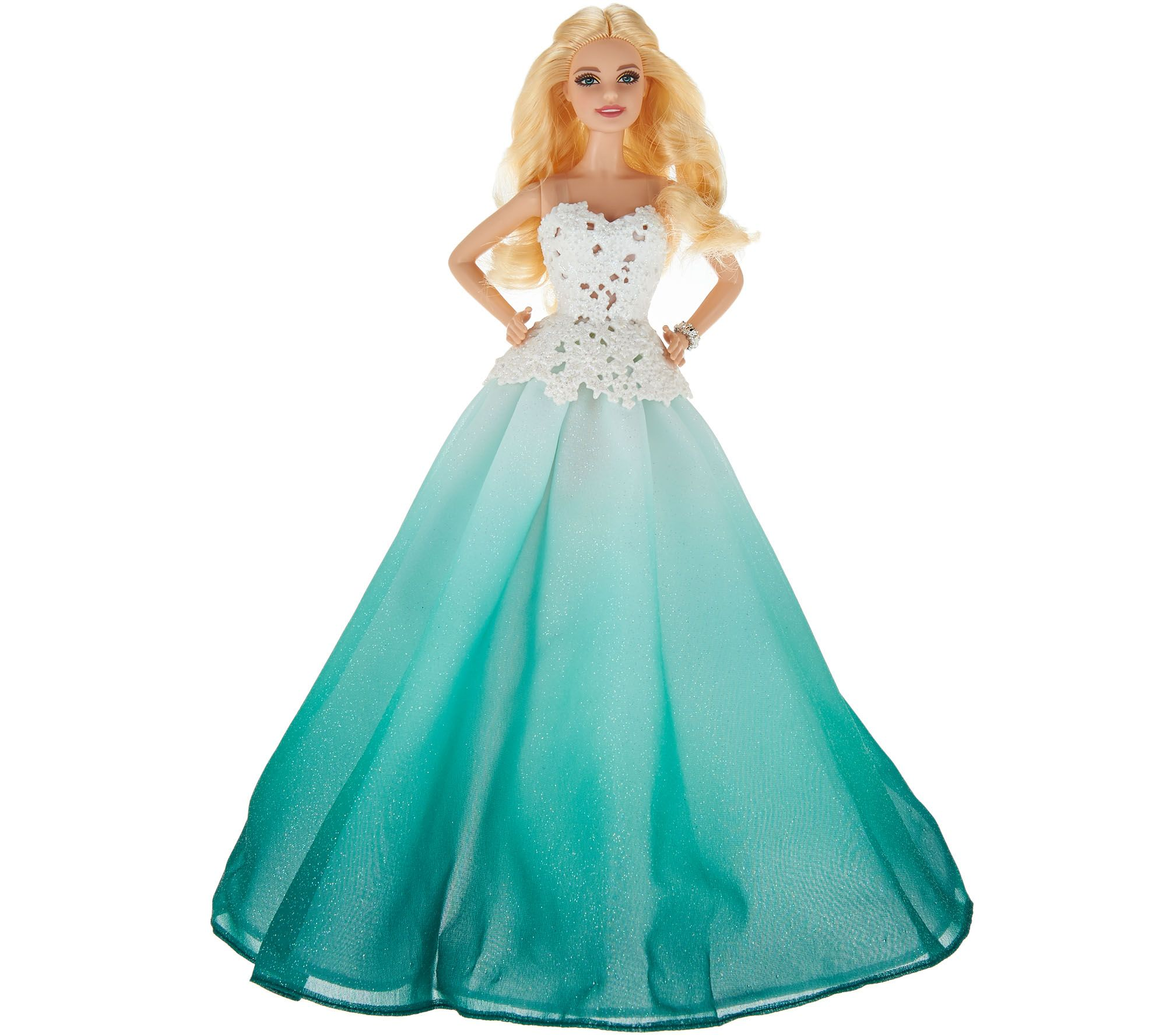 2016 Holiday Keepsake Collector Barbie Doll By: Mattel - Page 1 ...