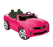 Chevrolet Camaro 2 Seater - Pink - T125471
