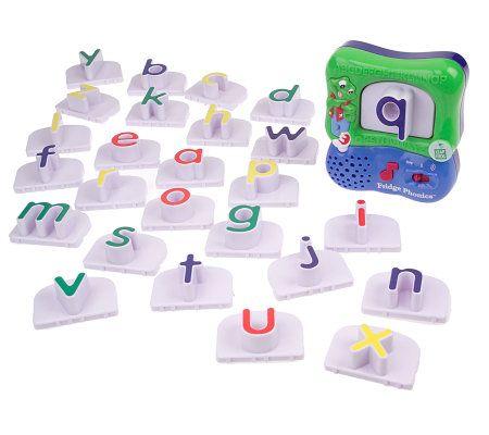 LeapFrog Fridge Phonics Lowercase Letters Expansion Pack —