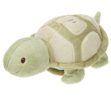 Crawl with Me Animated Plush Turtle by Gund