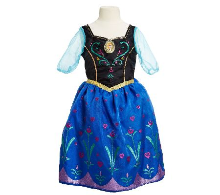 Disney's Frozen Anna Light-up Musical Dress