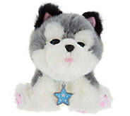 Little Live Pets Frosty My Dream Husky Animated Plush - T34972