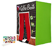 Family Size 70 Selfie Booth w/ Green Screen & Props - T33473