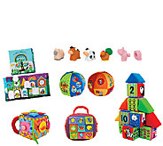 Melissa & Doug Lets Play Baby Fun Bundle - T127375