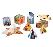 Real World Folding Geometric Shapes by LearningResources - T125677