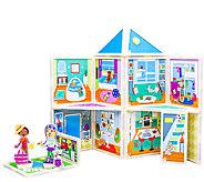 Build & Imagine Magnetic Scene Building Set w/ Slumber Party Accessories - T33577