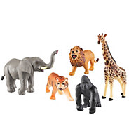 Jumbo Jungle Animals by Learning Resources - T116678