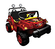 12V Mighty Wheelz Battery Operated Ride-On - T123178