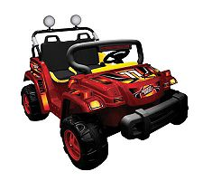 12V Mighty Wheelz Battery Operated Ride-On
