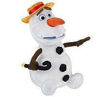 "Disney's Frozen 14"" Animated Talking Olaf Plush"