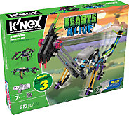 KNex Beasts Alive Motorized Bronto Dino Building Set w/ 213 Pieces - T33378