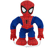 Spiderman Swing & Sling 15.5 Talking Plush Toy - T34978