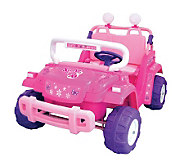 12V Surfer Girl  Battery Operated Ride-On - T123180