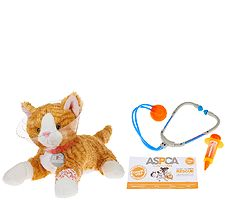 ASPCA Animated Rescue Pet with Adoption Paper and Sound
