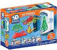 3D Magic Creation Maker Kit with Bonus Accessories - T33683