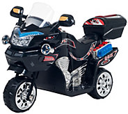 Lil Rider 3 Wheel Battery Powered FX Sport Bike - T127385