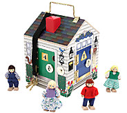 Melissa & Doug Doorbell House - T127585