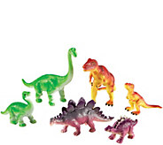 Learning Resources Jumbo Dinosaurs, Mommas andBabies - T127685