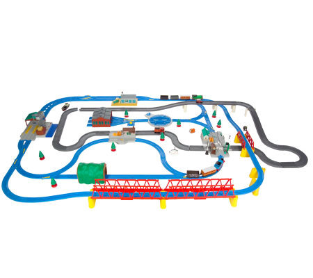 Thomas The Tank 147 Piece Ultimate Train Set