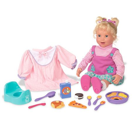 buttede kvinder amanda doll