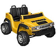 Hummer H2 Ride-On 12V Vehicle - T125889
